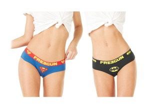 FreeGun Figi Batman & Superman - 2szt